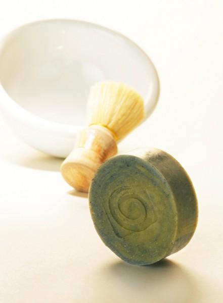 Naturseife Blue Shave