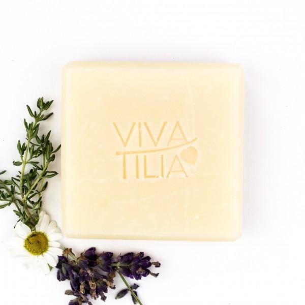 Shampoo-Seife für leicht fettendes Haar